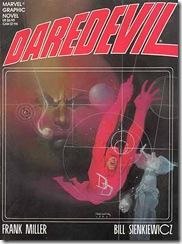 Miller & Sienkiewicz - Love And War - Daredevil