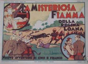 Cino & Franco - La misteriosa fiamma della regina Loana