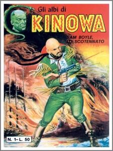 Kinowa n. 1, 1964 (quarta edizione, libretto)