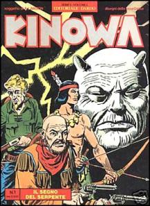 Kinowa n. 1, 1976 (quinta edizione, albo)
