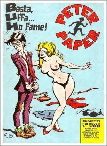 Peter Paper n. 1, 1972