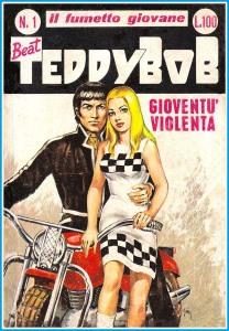 Teddy Bob n. 1, 1966