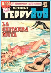 Teddy Bob n. 100, 1970