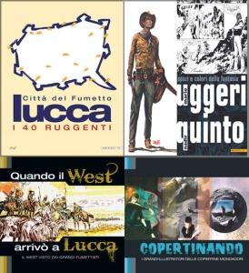 Quattro recenti volumi monografici editi e curati da Bono