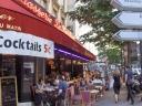 Una delle tante innumerevoli Brasserie di Paris