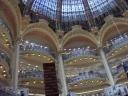 Particolare della Galleria La Fayette