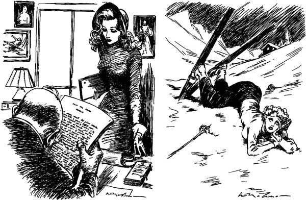 Celebri le donnine di Molino per Bertoldo (1936), Marc'Aurelio, Gong ed altri vari rotocalchi umoristici italiani