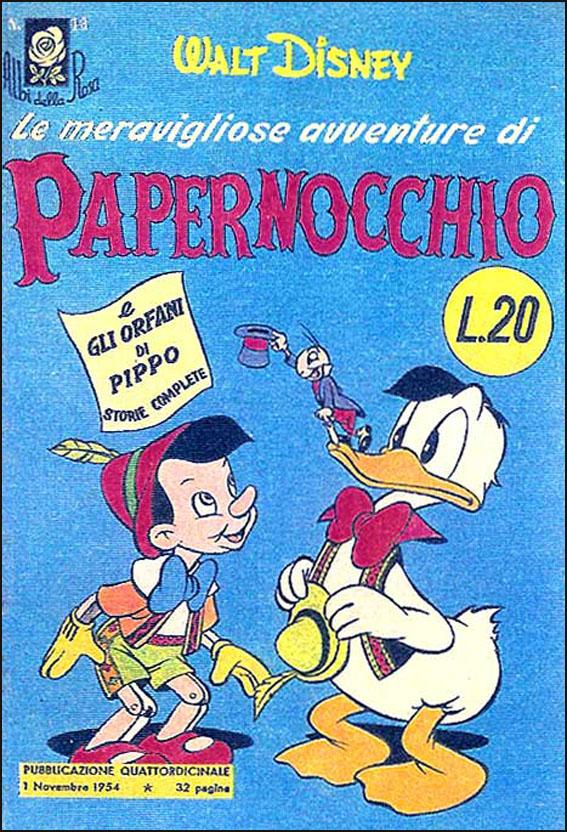 Gli Albi della Rosa n. 13 (di 1430), 1954, Mondadori