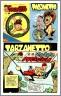 Tarzanetto, creato da Antonio Terenghi per Chicchirichì, 1952