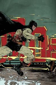 Batman Year100 page 1
