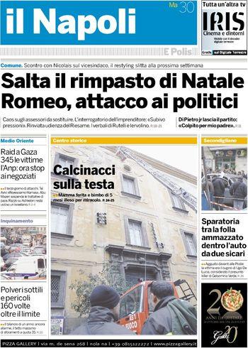 IL Napoli E Polis
