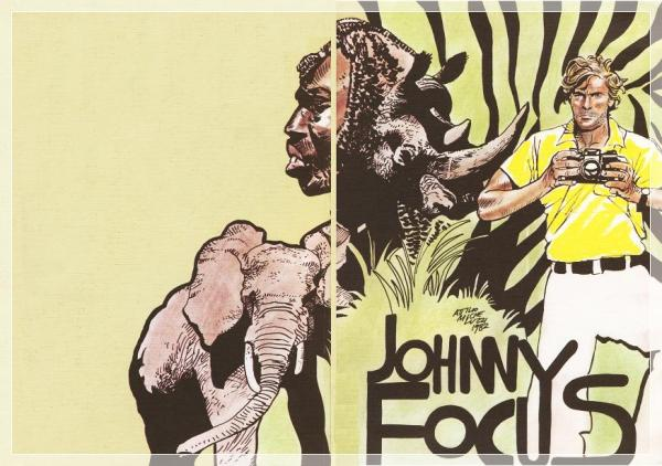 Johnny Focus di a. micheluzzi (1)
